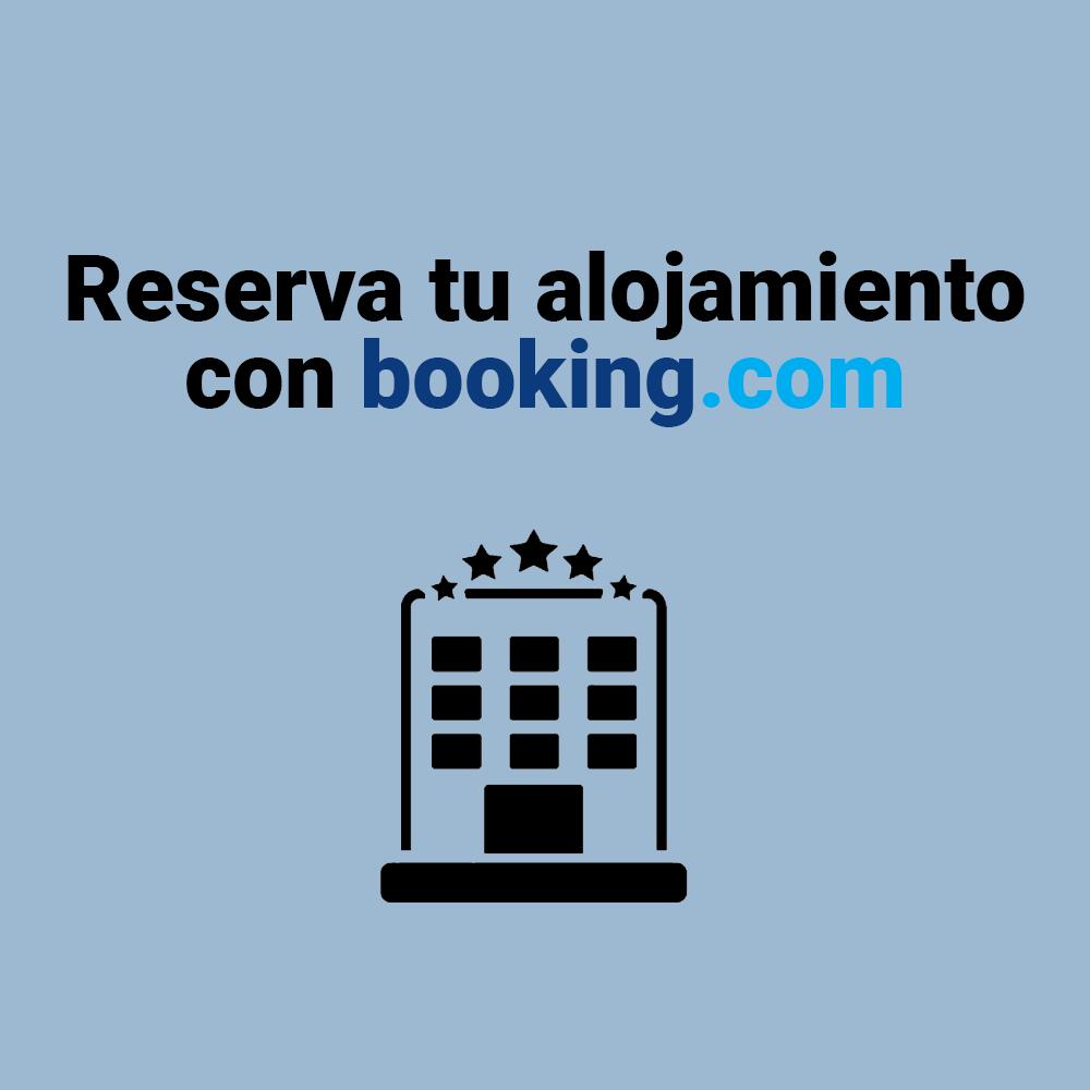 Reserva tu alojamiento con Booking