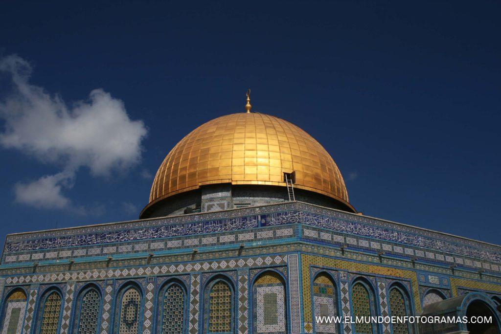cupula de la roca jerusalen