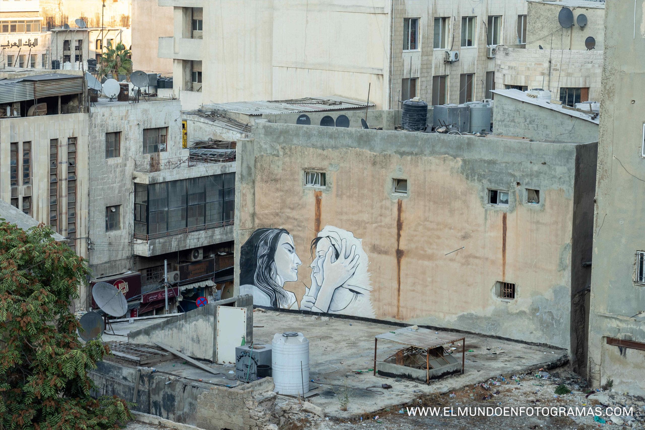 Street-art-Ammán-Jordania