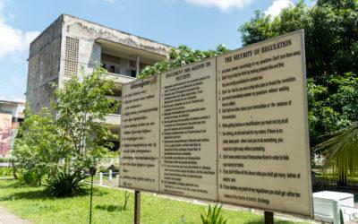 Tuol Sleng: el Museo del Genocidio en Phnom Penh