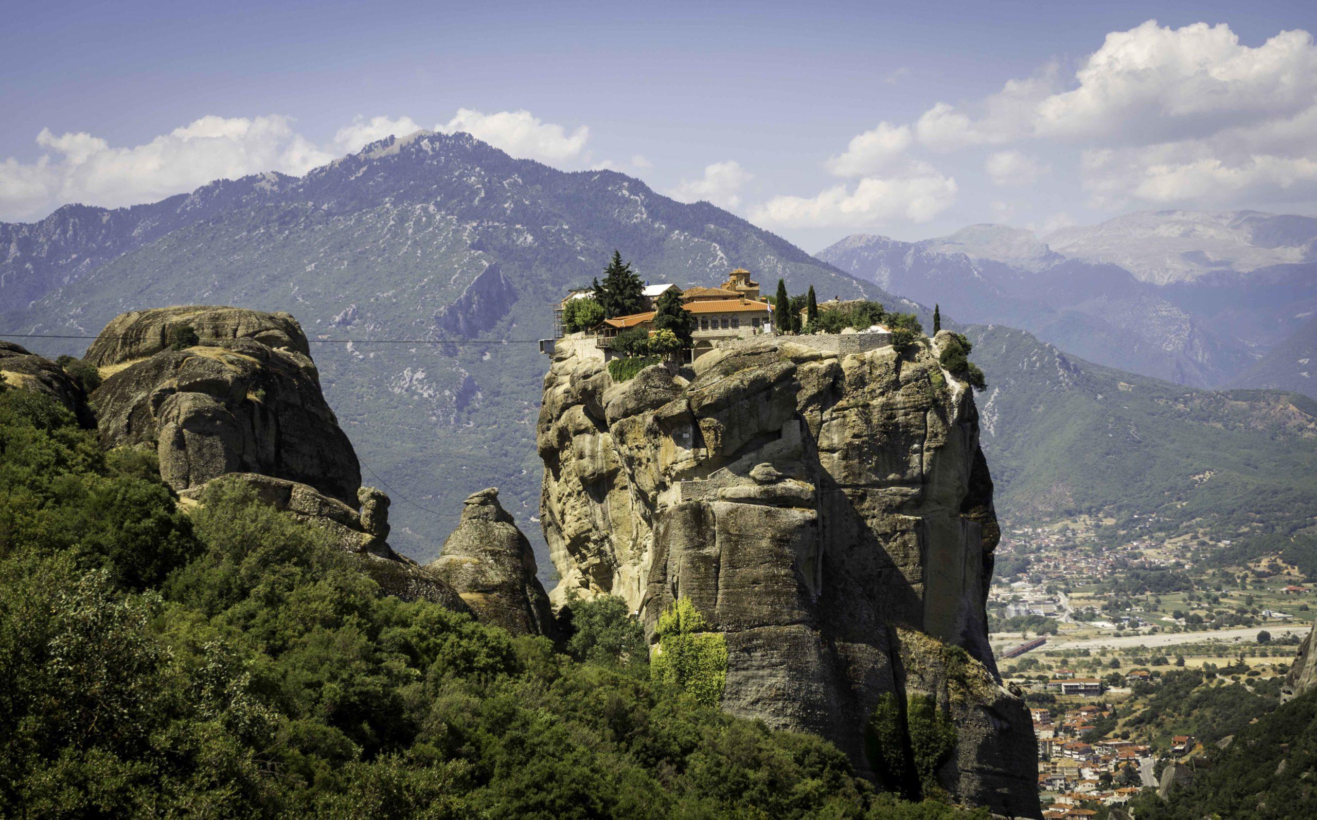 Monasterios-Meteora